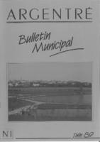 N°1 – Juin 1989