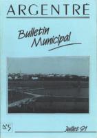 N°5 – Juillet 1991