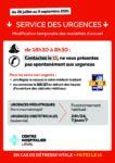 Service des Urgences centre hospitalier de Laval